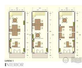 Tip 11 Desain Interior Kantor Bagian Dari Portfolio Anda Lantai 1 Annahape Studio Desain Rumah Desain Interior Arsitektur Rumah