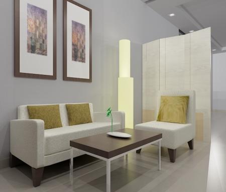 tip 33 tiga komponen interior ruang tamu sofa meja dan