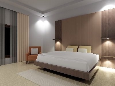 Interior Home Design - Bed Room design