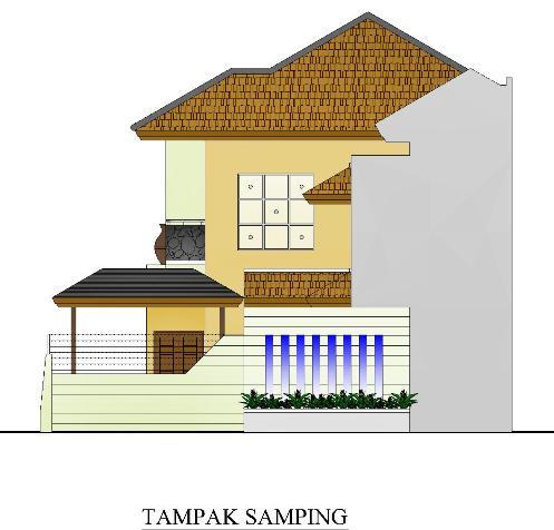 Tip 7 Proses Merancang Rumah Etnik dan Asri Milik Pak Risono  ANNAHAPE STUDIO Desain Rumah