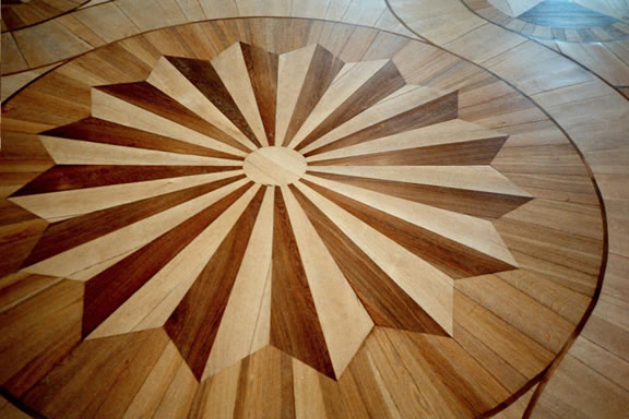 Hardwood Wood Floor Design Patterns