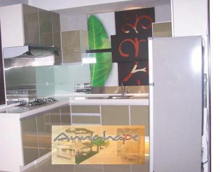 ... Kitchen Set Terbaru: Satu Desain Untuk Satu Klien Annahape Studio