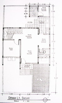 lantai 1 s