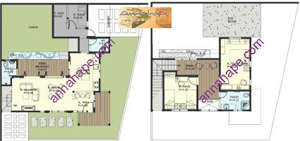 tip 67 arsitek rumah minimalis kumpulan denah rumah dan