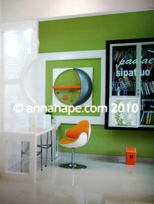 Gambar Desain Interior Apartemen Studio