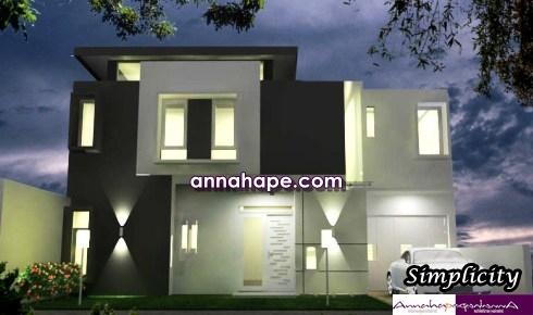 Gambar Rumah Annahape Studio Desain Rumah Desain Interior