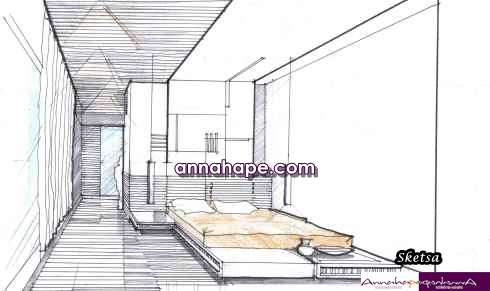 Interior Rumah Annahape Studio Desain Rumah Desain Interior