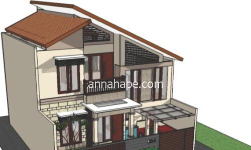 Tip 79 Inspirasi Desain Atap Rumah Agar Fasad Tampil Beda