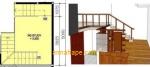 Desain Tangga dan Mezzanine