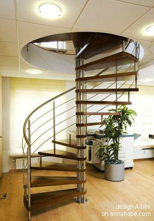 Tip 77 desain tangga dari teknik dasar mezzanine sampai contoh unik