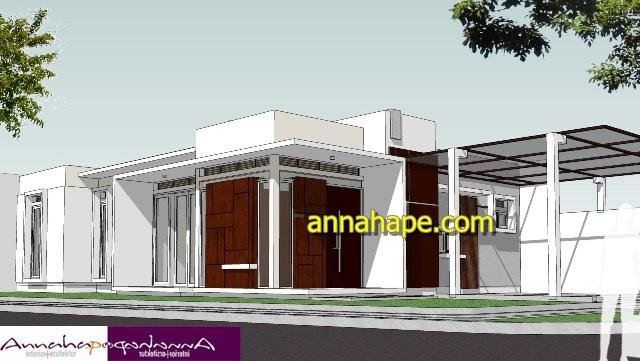 Tip 90 Arsitek Rumah Sendiri Desain Rumah Minimalis Type 90: Mulai ...