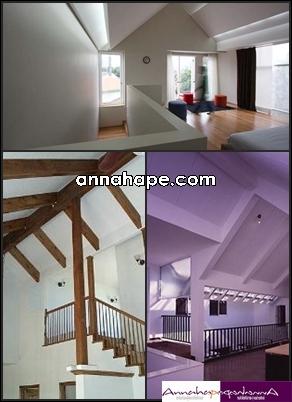 Tip  Berapa Tinggi Plafon Rumah Tinggal Yang Ideal Berkreasi Dengan Void Dan Loft Annahape
