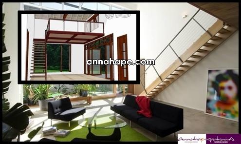 desain void rumah minimalis