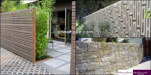 modern fence security houses house design and decorating